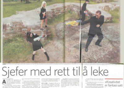 1 1 1 kreagent i DAgbladet